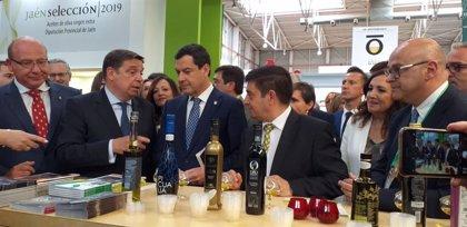 Reyes valora que Expoliva convierte a Jaén en el centro mundial del aceite de oliva