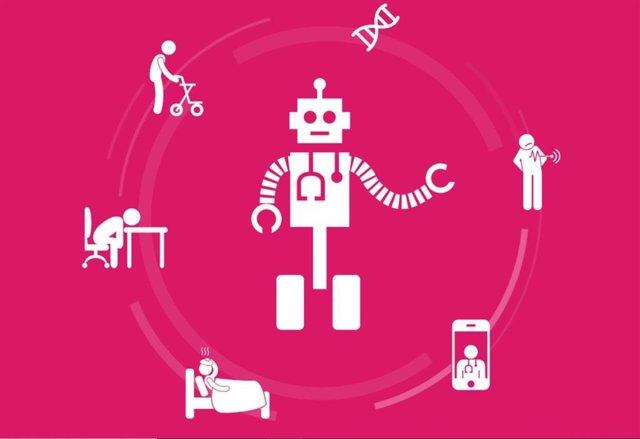 El 62% de los españoles se muestra a favor de ser operados por un robot, según un estudio de STADA