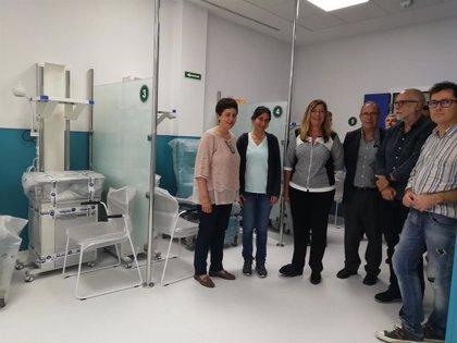 El nuevo Servicio de Urgencias del Hospital de Manacor entra en funcionamiento la semana que viene