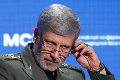 """El ministro de Defensa de Irán, confiado de """"derrotar"""" a Estados Unidos"""