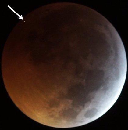 Medios internacionales publican el trabajo del profesor de la Universidad de Huelva del meteorito que golpeó la Luna