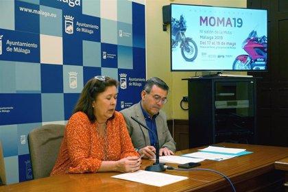 El Salón de la Moto Málaga celebra este viernes su cuarta edición con exhibiciones, pruebas y espacio expositivo