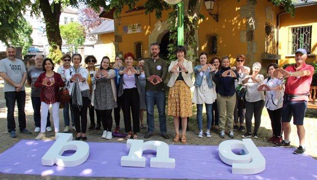 """26M.- Pontón (BNG) Compromete """"Cláusulas De Igualdade"""" Na Contratación Pública"""