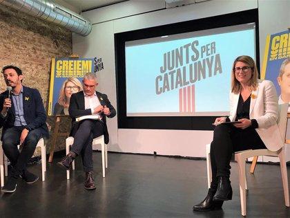 Artadi (JxCat) no descarta un peaje para entrar a Barcelona en función de la Zona de Bajas Emisiones