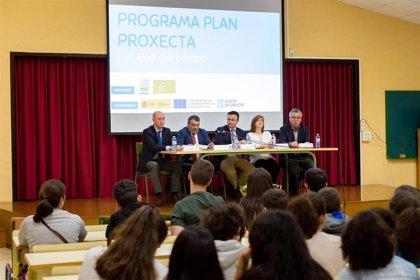 La Xunta promueve el consumo de productos ecológicos entre los jóvenes