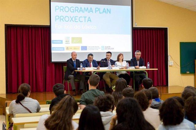 Rural.- La Xunta promueve el consumo de productos ecológicos entre los jóvenes