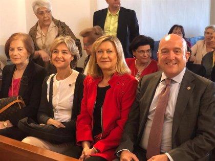 Del Olmo propone distritos con ventajas para nuevas empresas en el centro, Arco de Ladrillo y Argales