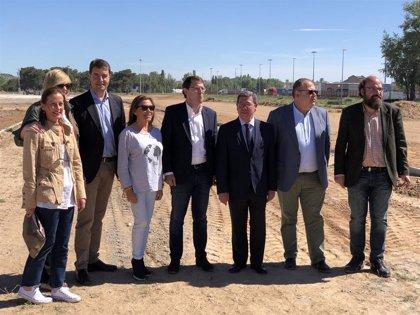 Mañueco promete que Aranda tendrá nuevo hospital la próxima legislatura