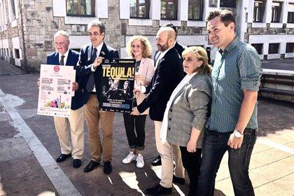 Tequila actuará en Torrelavega el 12 de agosto en un concierto solidario a favor de AMAT