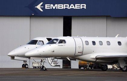 Embraer incrementa sus pérdidas un 2,15% superando los 55,2 millones