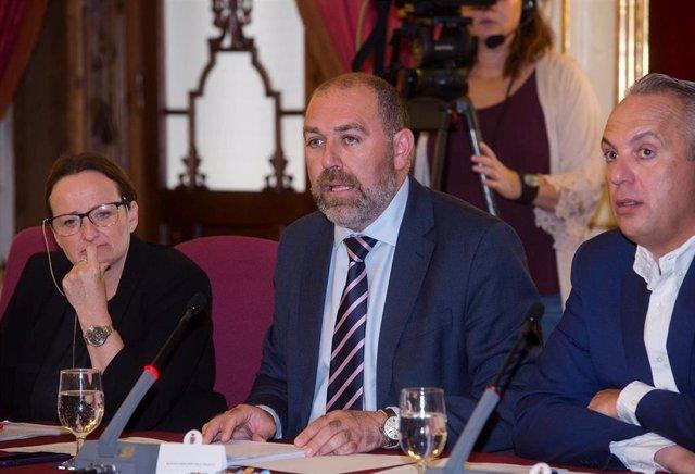 CádizAlDía.- Diputación aprueba contratos por valor de 70 millones en el último Pleno ordinario del mandato