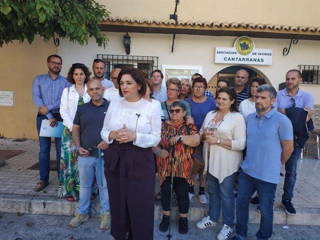 Málaga.-El PP promete un Plan de Accesibilidad a las Viviendas y mejoras en accesos de centros escolares de Torremolinos
