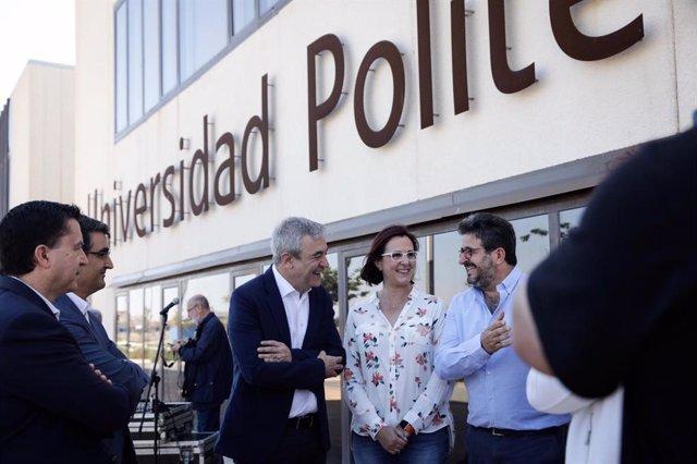 """AMP.- 26M.- Garicano advierte que Cs sólo se dirigirá a aquellos que sean """"disidentes"""" con el presidente Pedro Sánchez"""