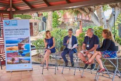 TUI reúne en Tenerife a 750 agentes de viajes alemanes en su mayor campaña europea