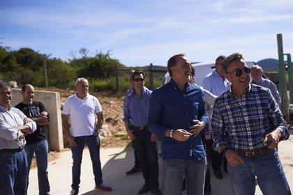 """Esparza propone que el presupuesto de desarrollo rural se destine """"íntegramente"""" al sector agrícola y ganadero"""