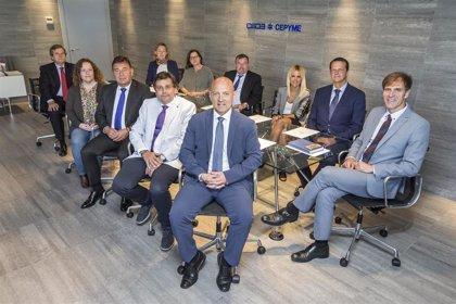 Dependencia, banca, construcción, comercio y autónomos, en la nueva dirección de CEOE