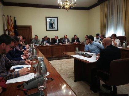 La DPT aprueba el reparto de 5,3 millones de euros entre los municipios de la provincia a través del FIMS