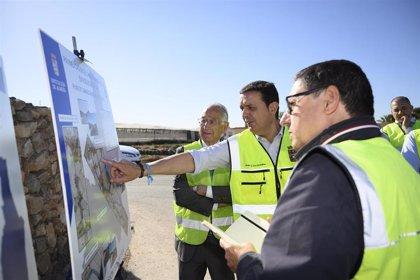 Roquetas de Mar mejora 5,5 kilómetros de caminos rurales con el apoyo de Diputación