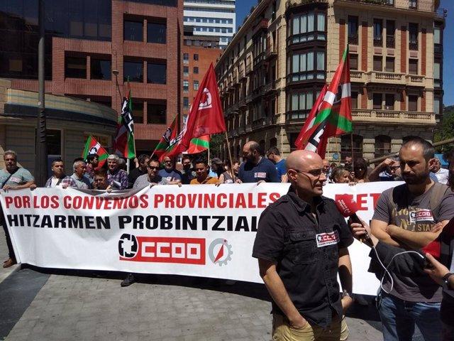 CCOO Euskadi