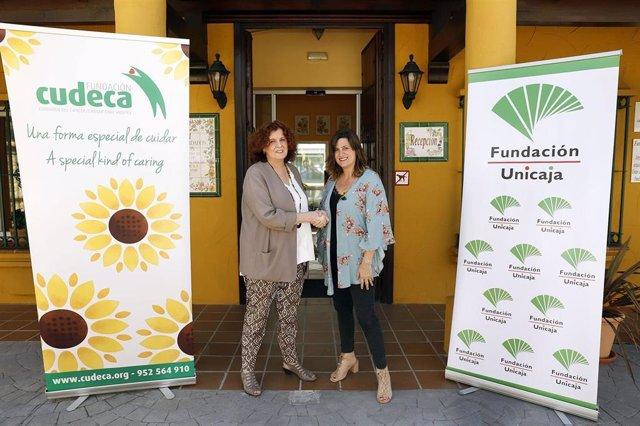 Málaga.- Unicaja.- Fundación Unicaja renueva su apoyo a la Fundación Cudeca-Ciudados del Cáncer