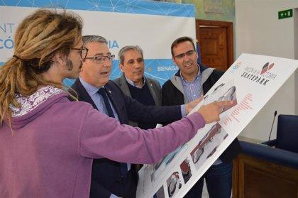 El Ayuntamiento de Rincón de la Victoria licita el proyecto para construir el nuevo skatepark