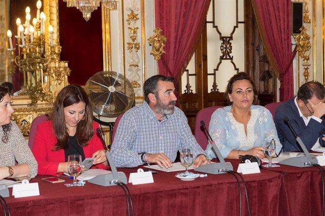 CádizAlDía.- Diputación trabaja en la puesta en marcha de un Consejo Sectorial de la Caza