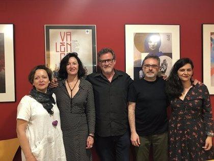 """El teatro Rialto rescata la figura de Carmen Tórtola, una artista que """"vivió como le dio la gana"""""""
