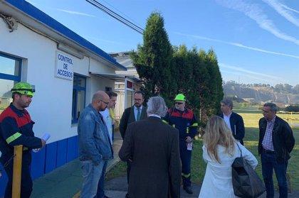 Vox propone una colaboración entre la térmica de Soto de la Barca y la factoría avilesina de Alcoa