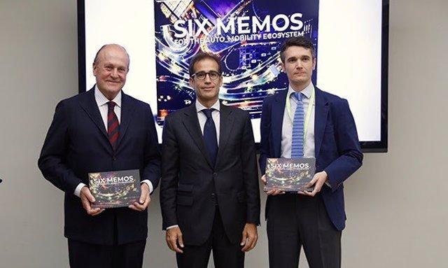 Fira.- Automobile Barcelona planteja una sèrie de propostes per al futur de l'automoció