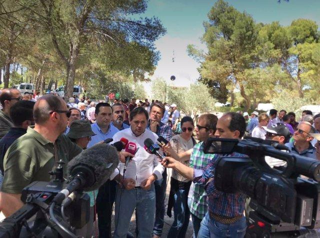 """26M.- Núñez Declarará Plaga De Conejos Y Modificará Gestión De ZEPA Para """"Compatibilizar"""" Agricultura Y Medio Ambiente"""
