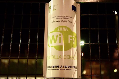 Wifi en Boadilla del Monte