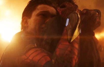 Así se rodó el reencuentro más emotivo de Vengadores: Endgame (VÍDEO)