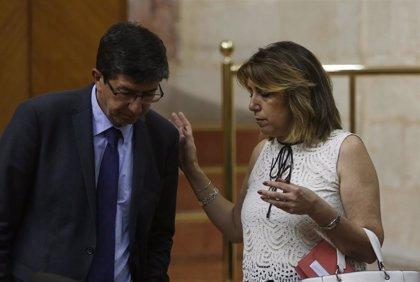 PP-A, Cs y Vox rechazan la toma en consideración de la Ley del PSOE-A sobre infancia y adolescencia