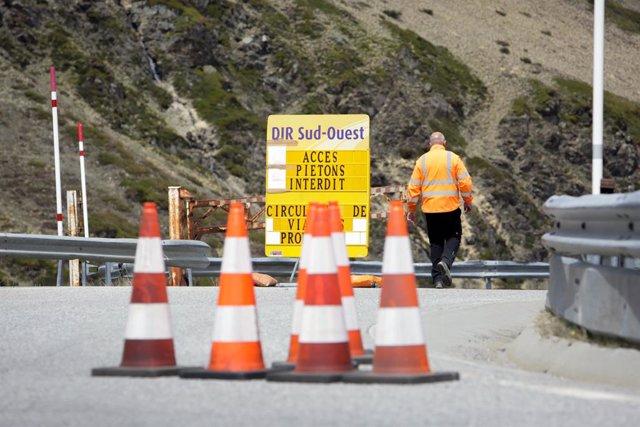 França avança a aquest dimecres la reobertura de la carretera per accedir a Andorra