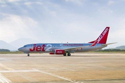 El Aeropuerto de Girona incorpora un servicio de facturación de equipajes de Jet2.com