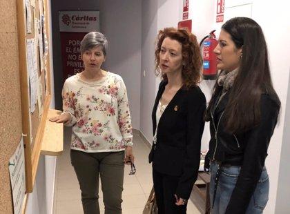 """Cs Salamanca aboga por """"reinventar"""" los servicios sociales para """"llegar con eficacia a los más necesitados"""""""