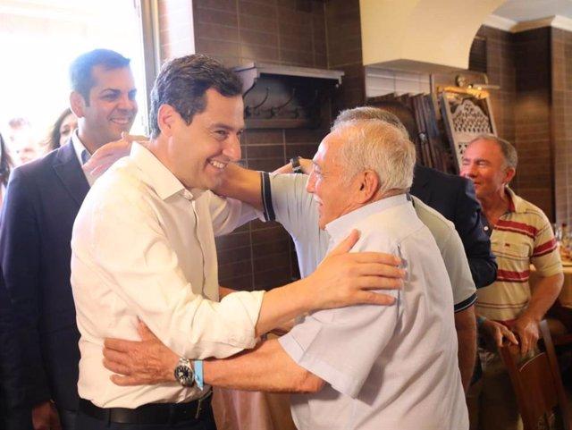 """26M.- Moreno (PP-A) Pide """"Alcaldes Aliados Del Cambio"""" Para """"Ganar La Guerra Del Empleo"""""""