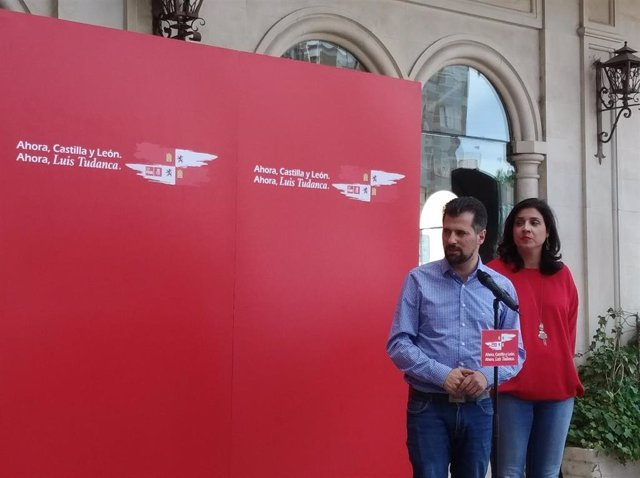 26M.- Tudanca No Esperará Al Nuevo Hospital De Aranda (Burgos) Para Mejorar La Sanidad