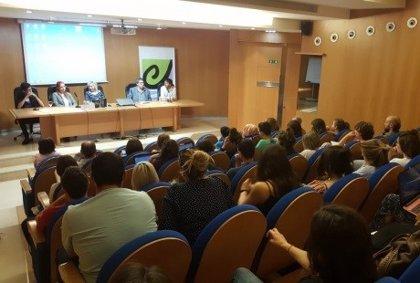 El Instituto Aragonés de la Juventud presenta en Teruel el documental y la guía 'En tu piel'