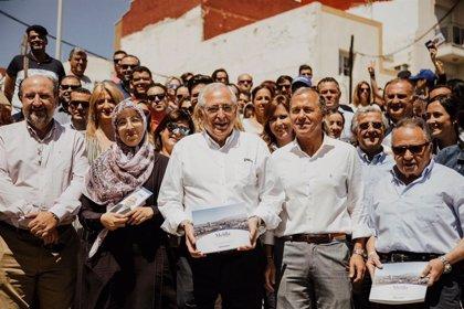 """El presidente de Melilla defiende a su vicepresidenta tras su imputación y dice que la denuncia de CPM """"es mentira"""""""