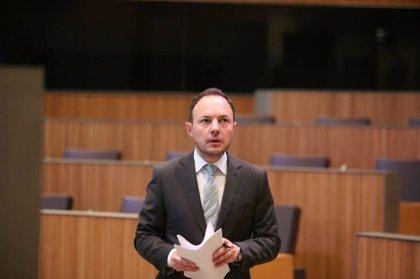 Xavier Espot (DA) es proclamado nuevo jefe de Gobierno de Andorra