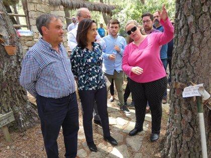 """Margarita Robles apoya a Luis Tudanca por su promesa de """"blindar"""" la sanidad en el Estatuto de Autonomía"""