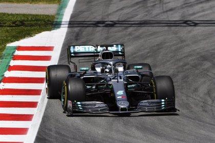 El joven ruso Nikita Mazepin deja a Mercedes en lo más alto del test de Montmeló