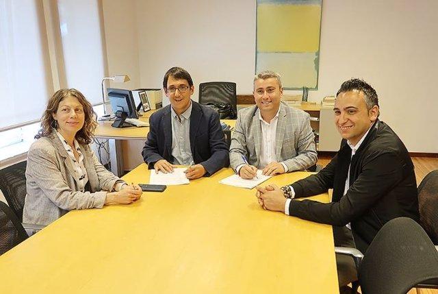 Inca tindrà un centre comercial obert després de signar un conveni el Govern i l'Ajuntament del municipi