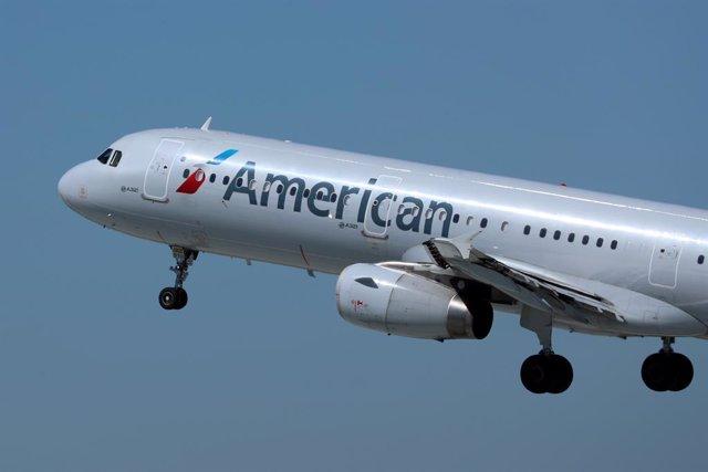 Economía/Empresas.- American Airlines suspende de forma indefinida sus vuelos a Venezuela