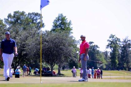 Jon Rahm lidera las opciones españoles en el Campeonato de la PGA