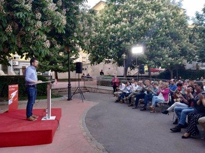 """Tudanca asegura que el PP está en """"fase de negación"""" desde los resultados de las generales"""