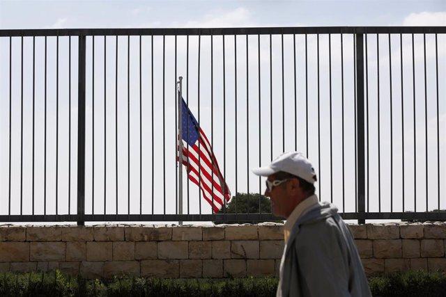 Embajada de EEUU en Jerusalén