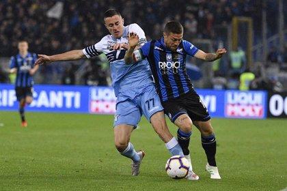 La Lazio deja sin Coppa al Atalanta