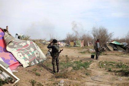 Las FDS aseguran haber capturado a 20 supuestos miembros de Estado Islámico en el este de Siria